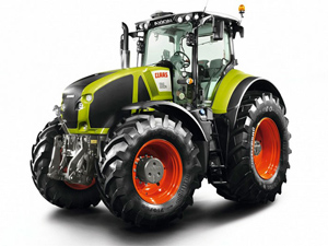 Трактор CLAAS AXION